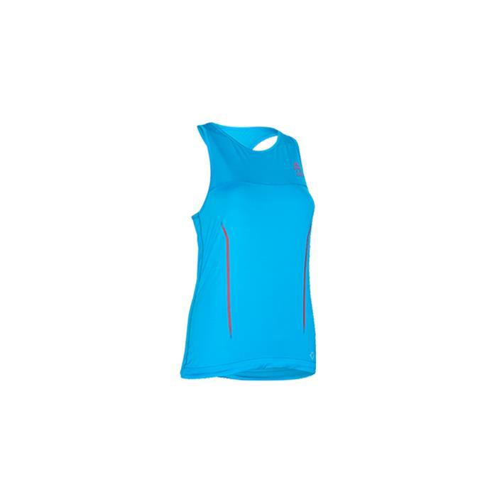 Starboard Gris Manches Singler Sans BleuteamHotmer Shirt Top Femme Flare Water zpqSMVU