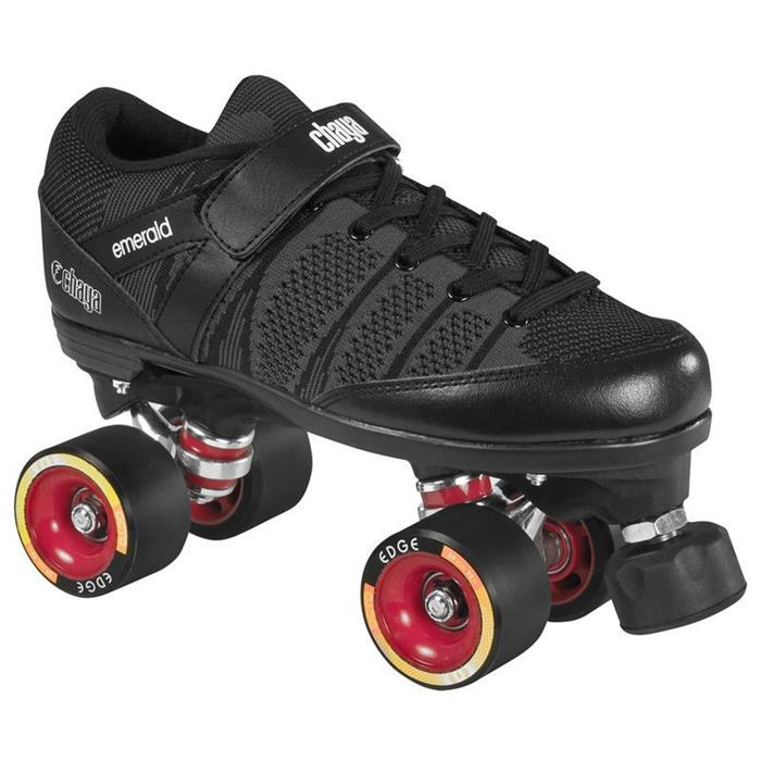 patin-complet-roller-derby-chaya-pure-roller-derby-emerald-hard-black