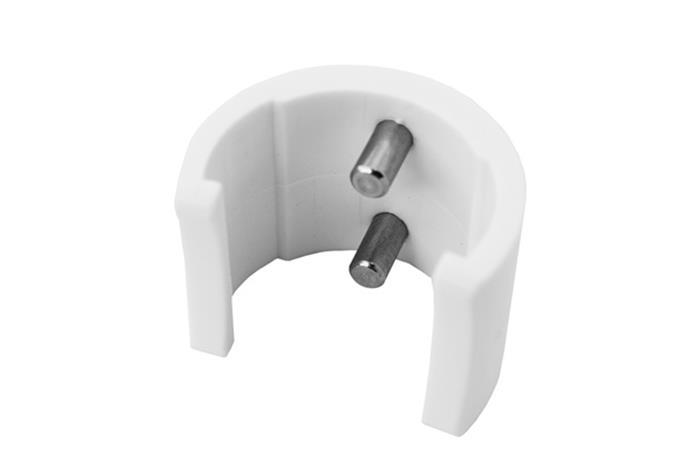 Bague De Wish Mk5 Double Pin Unifiber Neuf Blanc Taille 2 0mm Hotmer