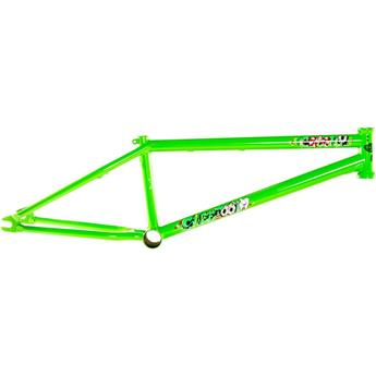 """Cadre BMX COLONY Sweet Tooth Alex Hiam Laser green 20.4"""""""