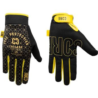 Gants Trottinette CORE Protection Gloves Black/Gold