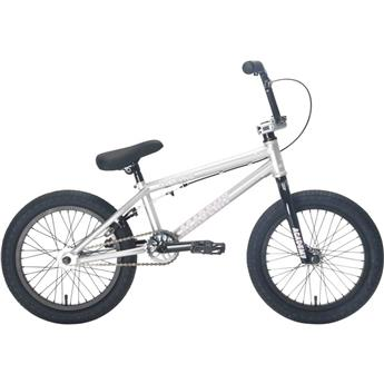 """BMX Freestyle ACADEMY Inspire 2021 Silver/Black 16"""""""