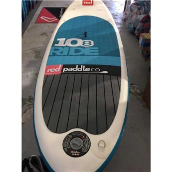 Board Gonflable 10.8  RED PADDLE Occasion C
