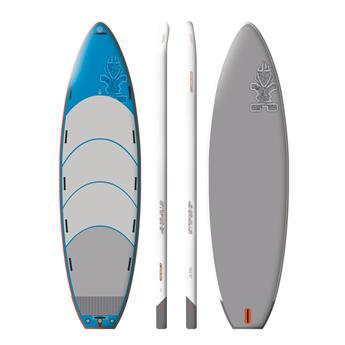 SUP Gonflable ASTRO STARSHIP CLUB  STARBOARD 2016  Taille 18´6´´x60´´x8,0´´ Occasion D