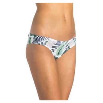 SWIMSUIT  PALM ISLAND HIPSTER RIP CURL white