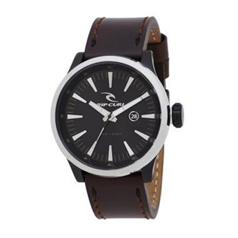 Montre RECON LEATHER MIDNIGHT RIP CURL MIDNIGHT BROWN