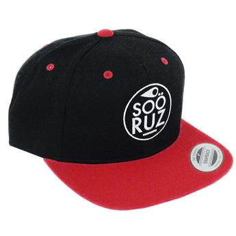 Casquette Cap Flat CHIMIC SOORUZ  Red U
