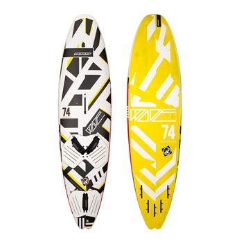 Board Windsurf WAVE CULT LTD V6 RRD 74