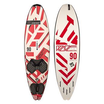 Board Windsurf WAVE CULT WOOD V6 RRD 90