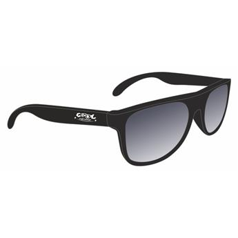 Lunettes ACE COOL White-Yellow