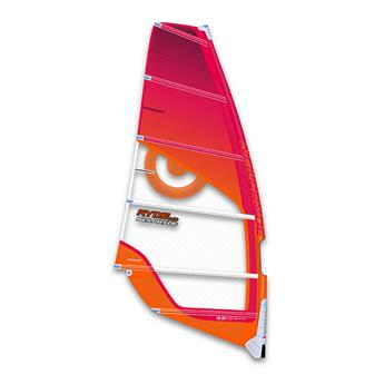 Voile Windsurf NEILPRYDE RYDE HD 2017 C2 red 5,5