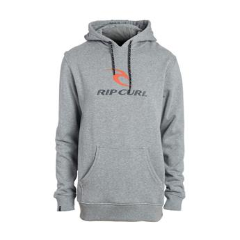 Sweat Capuche CORPS HOODED RIPCURL (9032) Beton Marle
