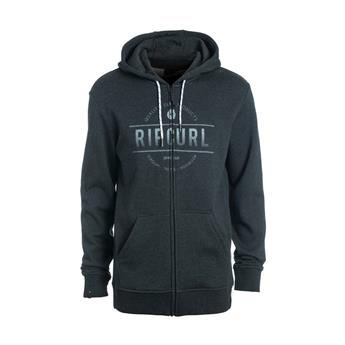 Sweat Capuche ROUNDED RIP ZT HOOD RIPCURL (9245) Dark Marle)