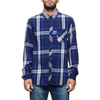 Chemise BUFFALO LS ELEMENT Midnight Blue