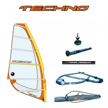 Pack Gréement Windsurf TECHNO BIC
