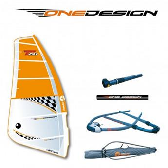Pack Gréement Windsurf ONE DESIGN BIC