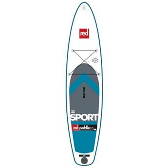 Sup Gonflable SPORT MSL FUSION RED PADDLE 11´x30´´x4.72´´ 300litres