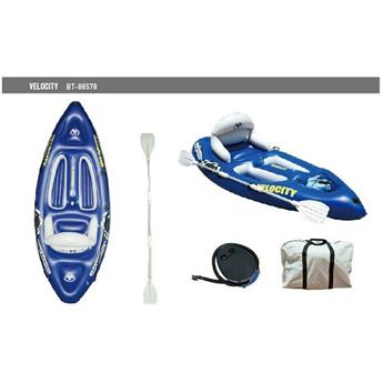 Kayak Gonflable Sit On Top VELOCITY AQUA MARINA