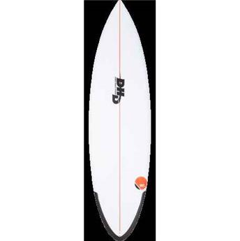 Surf shortboard DHD travel serie sweet spot futures