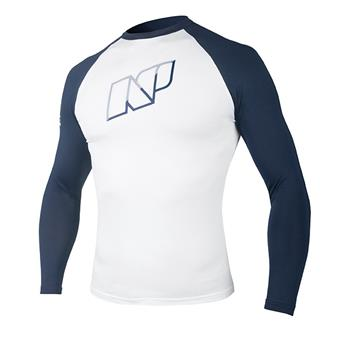 Lycra  SUP CONTENDER LS NP SURF C1 White/Navy