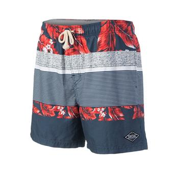 Boardshort VOLLEY STRIPE FLOWER 16 RIPCURL NAVY (49)