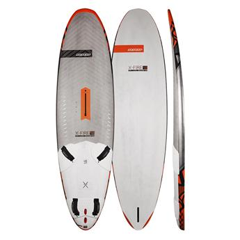 Board Windsurf Slalom X-FIRE V9 RRD 114