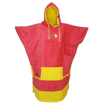 Poncho Surf V BUMPY ALL IN Couleur Fluo Yellow/Bright Rose