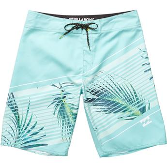 Boardshort RESISTANCE OG 20 BILLABONG   Teal