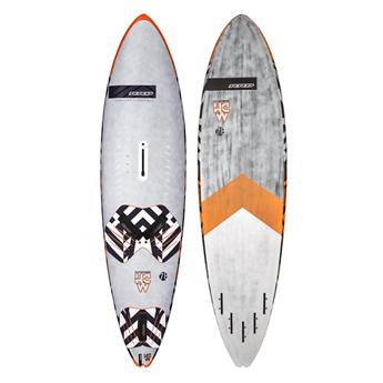 Board Windsurf HARDCORE WAVE LTD V6 RRD