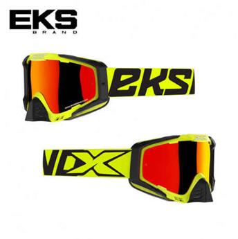 Masque moto, VTT EKS s series flo yellow / black