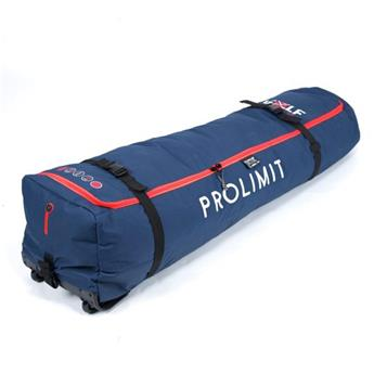 Boardbag Kite Golfbag avec Roulettes TRAVEL LIGHT PROLIMIT Blue Red