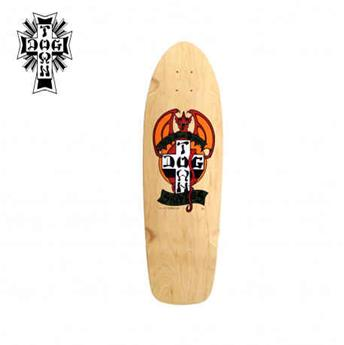 Deck skateboard DOGTOWN x SUICIDAL og classic red dog 9