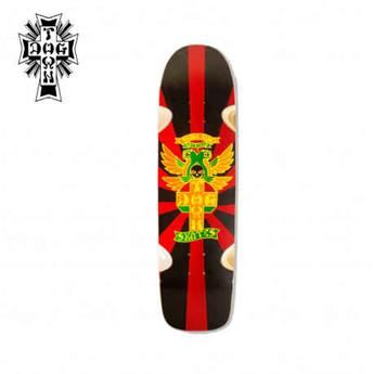 Deck skateboard DOGTOWN x SUICIDAL shape shogo kubo pool black 8.75