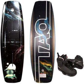 Pack Complet Wakeboard LIQUID FORCE TAO + Chausse LIQUID FORCE 4D TREK 2017