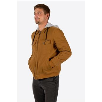 Veste JACKET SURFWEAR BILLABONG BARLOW TWILL 2845 TOBACCO