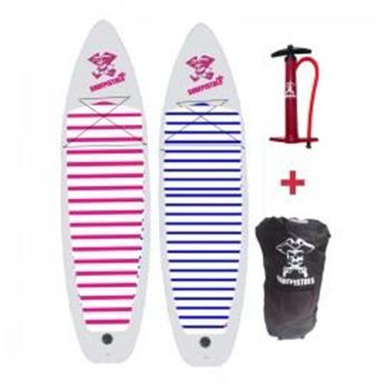 Sup Gonflable ISUP PIN UP SURFPISTOLS 10´5´´x33´´x4.75´´ 220 litres