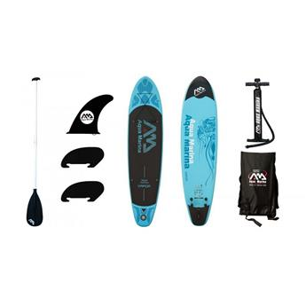 Pack Sup Gonflable + pagaie paddle VAPOR AQUA MARINA 10´10´´