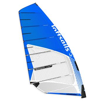 Voile Windsurf SWITCHBLADE THE LOFTSAILS 2018  Blue HD