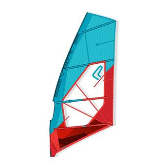 Voile Windsurf Vague S-1 SEVERNE 2017 CC2 Rouge/Bleu 4,8 m²