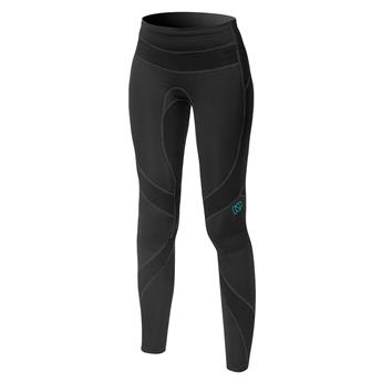 Legging Femme DAMEN COMPRESSION NP SURF C1 Black