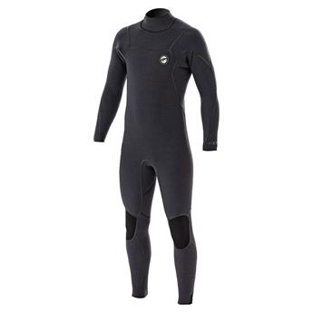 Combinaison Intégrale Back Zip MERCURY V 6/4 PROLIMIT Black/Grey