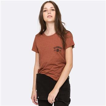 T-Shirt Femme SPORT CREW ELEMENT 4545 Sequoia