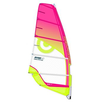 Voile Windsurf Freeride RYDE HD NEILPRYDE 2018 C1 pink/yellow 5,5