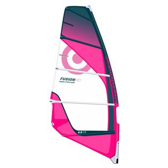 Voile Windsurf Freeride FUSION HD NEILPRYDE 2018 C2 pink/blue