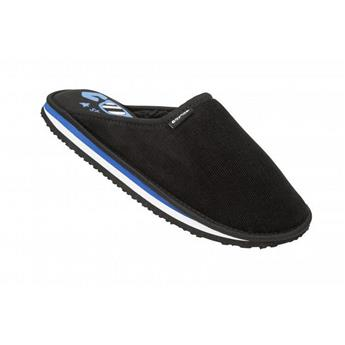 Slaps Pantoufle HOME COOLSHOE Black