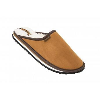 Slaps Pantoufle HOME COOLSHOE Brown