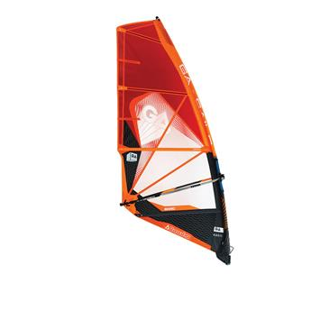 Voile Windsurf Vague GAASTRA Manic 2018 C2 Orange 4.2