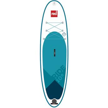 Stand Up Paddle Gonflable Allround RIDE MSL Fusion RED PADDLE 10´8´´x34´´x4.7´´