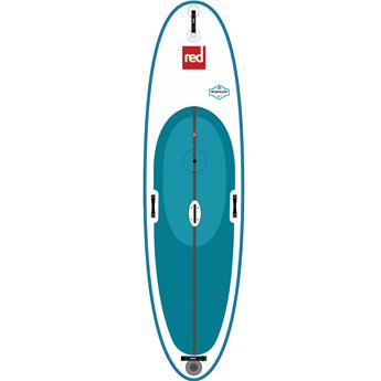 Sup Gonflable Windsurf avec dérive MSL Fusion RED PADDLE 10´7´´x33´´x4.7´´