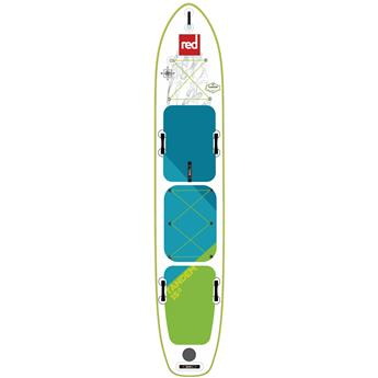 Sup Gonflable Voyager Tandem MSL Fusion RED PADDLE 15´0´´x34´´x8´´